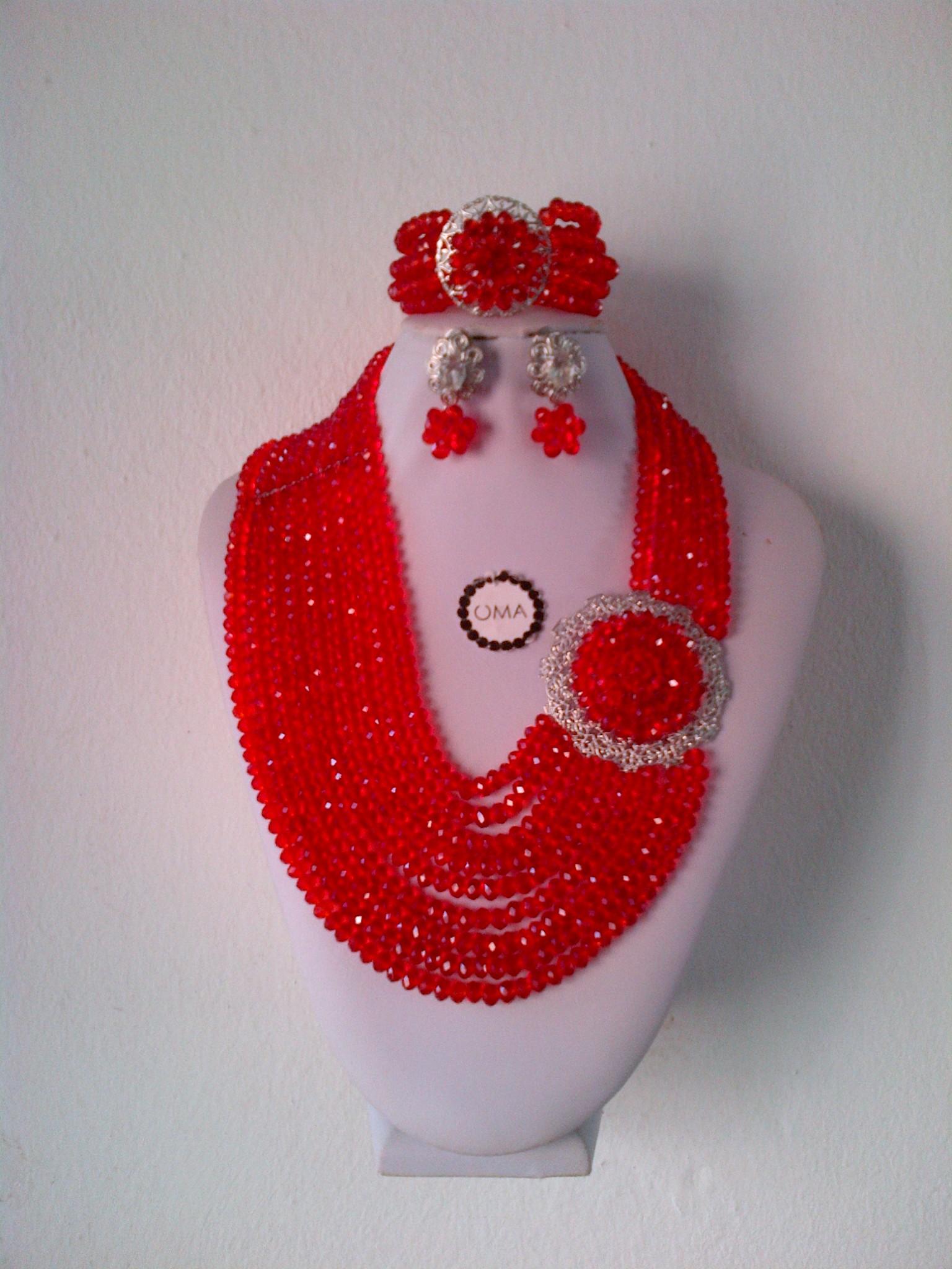 Nonso Ugo; The Beads-maker | Zimuzo